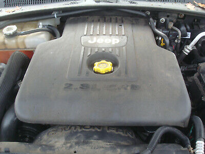 2005 Jeep  2.8 CRD Engine With Fuel Pump And Injectors Good Condition  • 600£