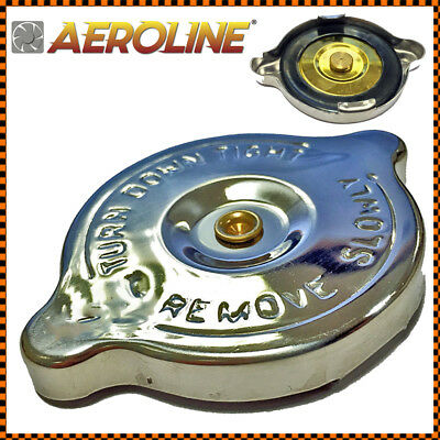 Aeroline Stainless Steel Radiator Rad Blanking Cap For Cars With Expansion Tank  • 7.95£