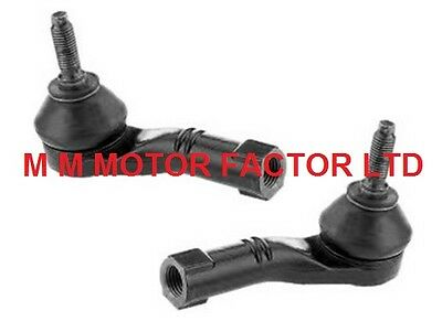 Renault Clio Mk3 (05-) All Models Front Outer Track Rod Ends Pair X2 *new* • 14.40£