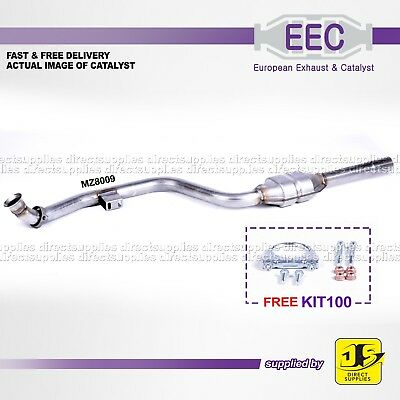 Eec Catalyst Mz8009 Mercedes Benz C180 200 230 E200 230 2.0 2.3 16v Free Kit • 59.54£