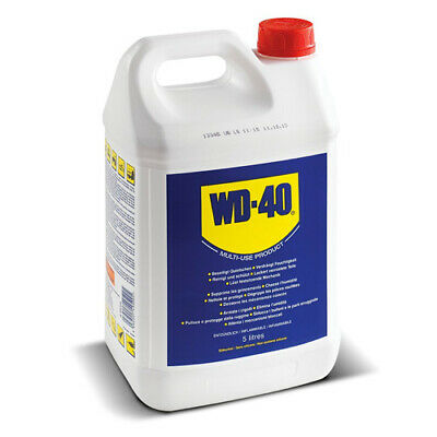 WD40 5 Litre  Lubricant Complete With Free Delivery • 23.99£