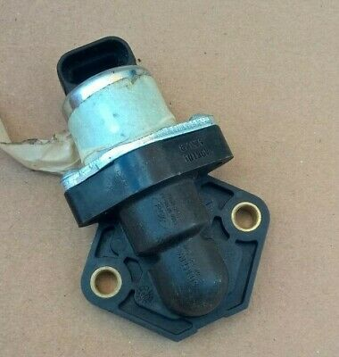 Ford Fiesta Mk5 Idle Control Valve 1.25 Zetec From 1999 Genuine Part YS6A9F715AB • 15£