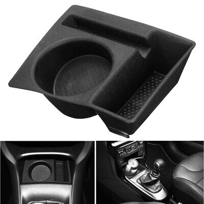 For Citroen C3/DS3 Front Central Cup Holder / Ashtray. 9425E4. New Black • 9.73£