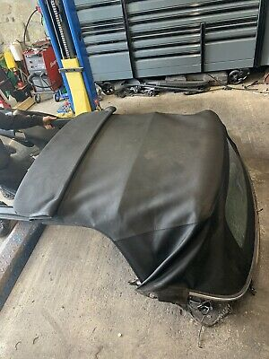 Bmw Mini R57 Convertible 09-15 Black Convertible Roof Hood • 299.99£