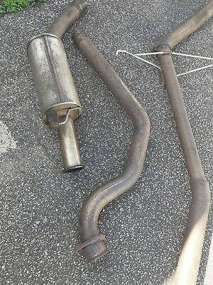 Ford Sierra Cosworth Stainless Steel Exhaust • 120£