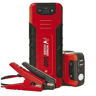 Booster Lithium Nomad Power 500 12V Vehicles Professional GYS 027145 • 142.01£