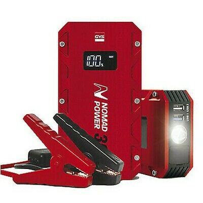 Booster Lithium Nomad Power 300 12V Vehicles Professional GYS 025875 • 93.33£