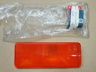 Gm Bedford Vauxhall Rascal Suzuki Supercarry New Nos Front Indicator Light Lens • 14.99£
