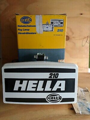 Hella 210  Driving Lamp (New Old Stock) • 49£