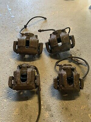 Genuine BMW E46 M3 Front And Rear Brake Calipers And Carriers Set • 150£