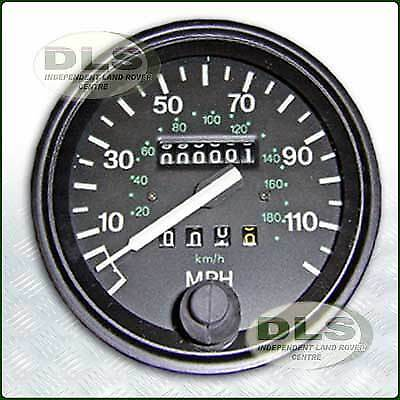Speedometer Assembly MPH Land Rover Defender To VIN WA159806 OEM (PRC7373) • 192.95£