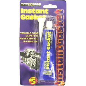 CLEAR INSTANT GASKET & SEALANT 50g - REPLACES CONVENTIONAL GASKETS  (SG05) • 2.99£