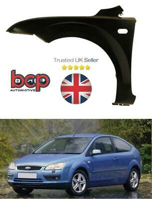Ford Focus 2005 - 2008 Front Wing Passenger Side Left  Primed Ready To Paint • 37.99£