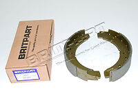 Land Rover Series 2 / 2A / 3 Hand Brake Shoes  STC3821 • 9.89£
