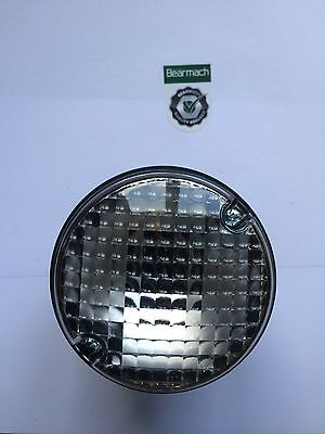 Bearmach Land Rover Defender Round Reverse Light Lamp 2001 On NAS   AMR3507R • 13.99£