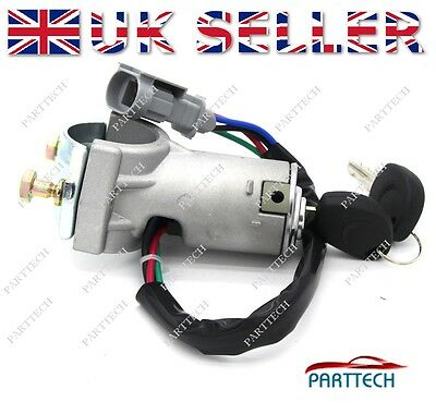 IVECO DAILY 2000-2006 IGNITION BARREL CYLINDER With 2 KEYS - 2992551 • 12.90£
