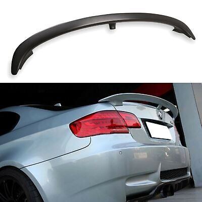 Abs Ac Style Rear Race Sport Spoiler Wing For Bmw 3 Series E92 Coupe 05-13 • 54.99£
