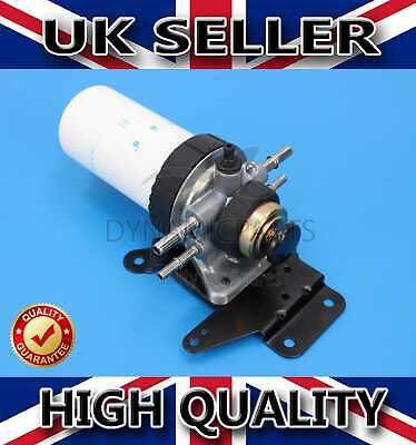 FUEL FILTER HOUSING WITH FILTER FOR FORD TRANSIT MK6 2.4 Di TDDi YC159155AM • 56.90£