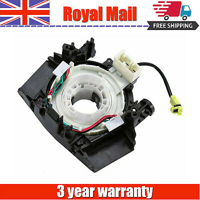 New Airbag Spiral Cable Clock Spring Squib Ring For Nissan Pathfinder Navara D40 • 18.56£