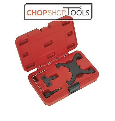 Sealey VSE6560 Petrol Engine Timing Tool Kit - Ford, Volvo 1.6 EcoBoost - Belt D • 50.29£