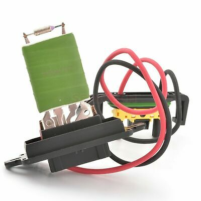 SEINTECH UK Heater/Blower Fan Series Resistor - Renault Megane MK2 II 7701207717 • 12.99£