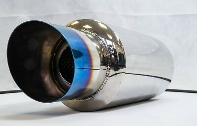 Exhaust Tailpipe Jap Box Rear Silences  • 64.99£