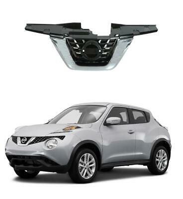 Nissan Juke 2014 2015 2016 2017 2018 2019 Front Main Badge Grille With Chrome • 61.99£