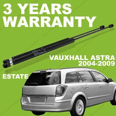 2x Gas Struts For Vauxhall Astra H 2004-2009 Estate Rear / Boot Lifter • 12.19£