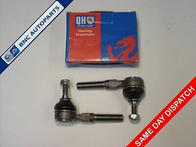 TRACK TIE ROD END PAIR For RENAULT 5 9 11 14 18 21 25 ESPACE FUEGO EXPRESS - QH • 13.69£