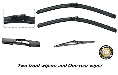 Ford Focus 2011-2018 Brand New Front And Rear Windscreen Wiper Blades 29 29 12  • 12.50£