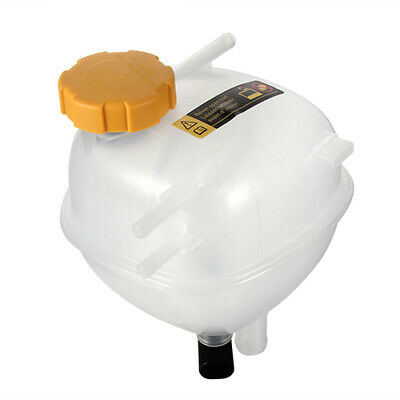 Coolant Expansion Tank & Cap For Opel Vauxhall Vectra C Mk2 II Signum 2003-2008 • 18.98£