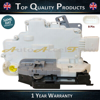Front Right Door Lock Actuator Mechanism For Audi A4(B8) A5 Q3 Q5 Driver Side  • 35.90£