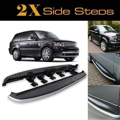 Running Boards Side Steps For Land Rover Range Rover Sport 2005 - 2013 OE STYLE • 109.99£