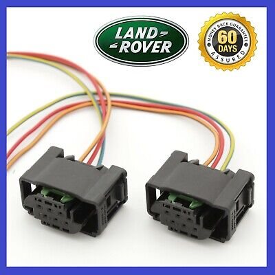 Discovery 2 SLS Air Suspension Ride Height Sensors Harness Connector Repair Kit • 25£