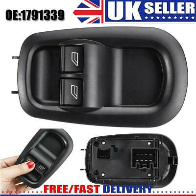 Drivers Side Door Double Window Switch For Ford Transit MK8 Custom 2014+ 1791339 • 19.49£