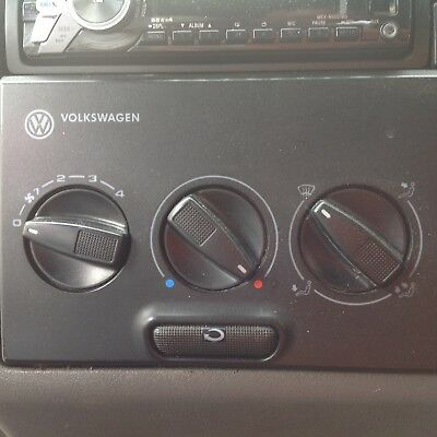 VW T4 Transporter Heater Control Unit  Brand New .See Pics And Discription • 84.99£