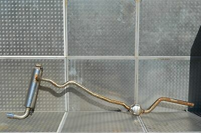 BMW 1 F21 2013 Exhaust 8577927 4075978 • 99.88£
