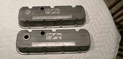 Vintage Holley Big Block Chevy Valve Covers • 98.12£