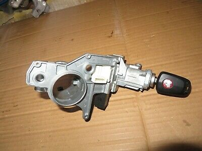 Vauxhall Astra H Igntion Barrel And Key Switch 2004-2009 Tested 100%ok • 29.50£
