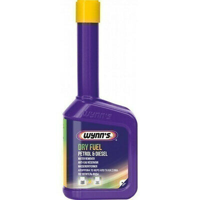 Wynns Dry Fuel 325ml Complete With Free Delivery • 10.99£