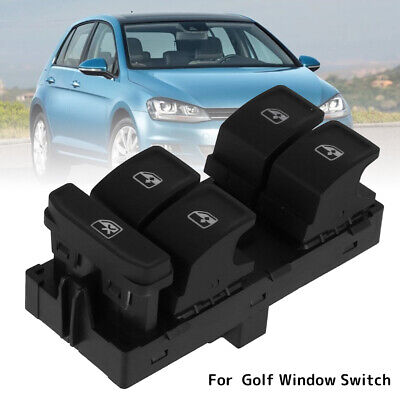 Electric Window Switch For Seat Leon 2013-2018 Ateca Altea 5g0959857b • 8.99£