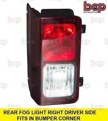 Renault Trafic 2014 – 2019 Rear Fog Light Driver Side Right In Bumper 93867970 • 28.99£