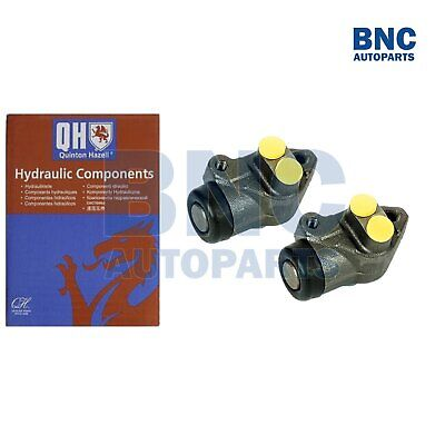 Front Brake Wheel Cylinder Pair For RELIANT REGAL RIALTO ROBIN - 1965-1994 - QH • 16.89£