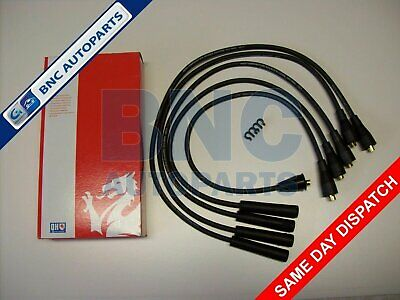 HT Ignition Lead Set For FORD ESCORT MK 2 - 1.1 1.3 & 1.6 - 1975 To 1980 - QH • 14.89£