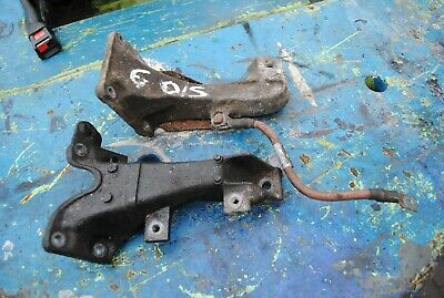 BMW E36 M50 M52 325i 328i 323i Engine Mount Arm Alloy Brackets E30 Conversion • 80£