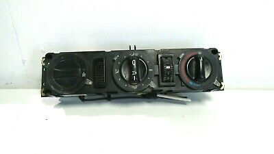 2004 Mercedes Sprinter Heater Control Panel A0008306585kz Fast Postage • 95£