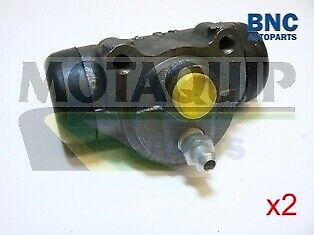 Brake Wheel Cylinder Pair For RENAULT TRAFIC From 1980 To 2001 - MQ (1) • 9.89£