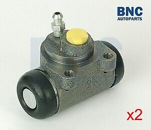 Brake Wheel Cylinder Pair For RENAULT SCENIC From 1999 To 2003 - MQ (1) • 17.69£