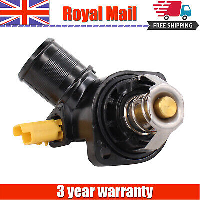 Thermostat Housing For Peugeot 206 207 1007 Bipper  C3 C4 1.4 1336.Z2 9650926280 • 16.99£