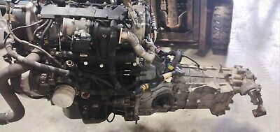 Iveco Daily 2.3 35s14v Engine And Gearbox F1A 2017 2.3 134bhp • 5,500£